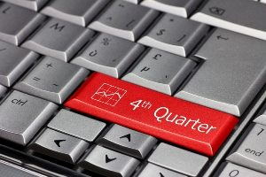 Fourth Quarter Sales Behavior Impacts Marketing's Focus