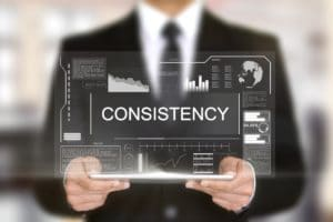 Marketing Consistency Now for Sales Predictability Later